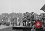 Image of American flag Joinville Le Pont France, 1919, second 34 stock footage video 65675051378