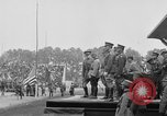 Image of American flag Joinville Le Pont France, 1919, second 36 stock footage video 65675051378