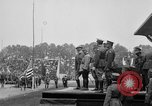 Image of American flag Joinville Le Pont France, 1919, second 37 stock footage video 65675051378
