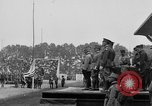 Image of American flag Joinville Le Pont France, 1919, second 41 stock footage video 65675051378