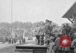 Image of American flag Joinville Le Pont France, 1919, second 44 stock footage video 65675051378