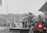 Image of American flag Joinville Le Pont France, 1919, second 45 stock footage video 65675051378