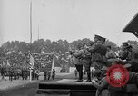 Image of American flag Joinville Le Pont France, 1919, second 48 stock footage video 65675051378