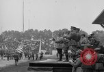 Image of American flag Joinville Le Pont France, 1919, second 51 stock footage video 65675051378