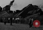 Image of engine explodes Alexander New York USA, 1936, second 9 stock footage video 65675051382