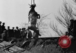 Image of engine explodes Alexander New York USA, 1936, second 37 stock footage video 65675051382