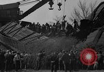 Image of engine explodes Alexander New York USA, 1936, second 45 stock footage video 65675051382