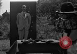 Image of Robert Foster Sheldon Illinois USA, 1936, second 15 stock footage video 65675051383