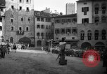 Image of Saracen tilting Arezzo Italy, 1936, second 33 stock footage video 65675051391