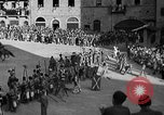 Image of Saracen tilting Arezzo Italy, 1936, second 36 stock footage video 65675051391