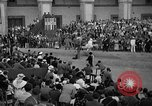 Image of Saracen tilting Arezzo Italy, 1936, second 38 stock footage video 65675051391