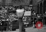 Image of Saracen tilting Arezzo Italy, 1936, second 44 stock footage video 65675051391