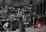 Image of Saracen tilting Arezzo Italy, 1936, second 45 stock footage video 65675051391