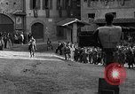 Image of Saracen tilting Arezzo Italy, 1936, second 48 stock footage video 65675051391