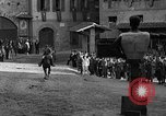 Image of Saracen tilting Arezzo Italy, 1936, second 49 stock footage video 65675051391