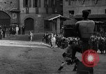 Image of Saracen tilting Arezzo Italy, 1936, second 53 stock footage video 65675051391
