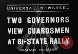 Image of Governor's Day Alexandria Louisiana USA, 1936, second 5 stock footage video 65675051398