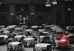 Image of hotel staff San Francisco California USA, 1937, second 16 stock footage video 65675051401