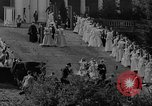 Image of Shenandoah Apple Blossom Festival Winchester Virginia USA, 1937, second 12 stock footage video 65675051405