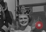 Image of Shenandoah Apple Blossom Festival Winchester Virginia USA, 1937, second 25 stock footage video 65675051405