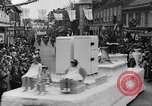 Image of Shenandoah Apple Blossom Festival Winchester Virginia USA, 1937, second 32 stock footage video 65675051405
