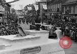 Image of Shenandoah Apple Blossom Festival Winchester Virginia USA, 1937, second 34 stock footage video 65675051405