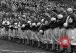 Image of Opening day double-A International Baseball League Toronto Ontario Canada, 1937, second 20 stock footage video 65675051406