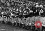 Image of Opening day double-A International Baseball League Toronto Ontario Canada, 1937, second 21 stock footage video 65675051406
