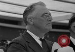 Image of President Roosevelt College Station Texas USA, 1937, second 17 stock footage video 65675051409
