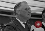 Image of President Roosevelt College Station Texas USA, 1937, second 18 stock footage video 65675051409