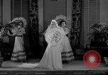 Image of fashion show Chicago Illinois USA, 1937, second 13 stock footage video 65675051413