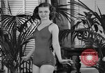 Image of fashion show Chicago Illinois USA, 1937, second 25 stock footage video 65675051413
