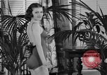 Image of fashion show Chicago Illinois USA, 1937, second 28 stock footage video 65675051413
