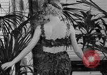 Image of fashion show Chicago Illinois USA, 1937, second 36 stock footage video 65675051413