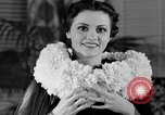 Image of fashion show Chicago Illinois USA, 1937, second 44 stock footage video 65675051413