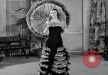 Image of fashion show Chicago Illinois USA, 1937, second 52 stock footage video 65675051413