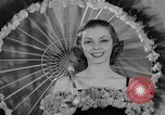 Image of fashion show Chicago Illinois USA, 1937, second 54 stock footage video 65675051413