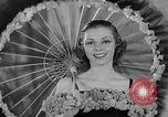 Image of fashion show Chicago Illinois USA, 1937, second 55 stock footage video 65675051413