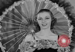 Image of fashion show Chicago Illinois USA, 1937, second 56 stock footage video 65675051413