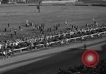 Image of War Admiral winning the Preakness stakes Baltimore Maryland USA, 1937, second 14 stock footage video 65675051417