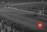 Image of War Admiral winning the Preakness stakes Baltimore Maryland USA, 1937, second 30 stock footage video 65675051417