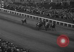 Image of War Admiral winning the Preakness stakes Baltimore Maryland USA, 1937, second 33 stock footage video 65675051417
