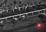 Image of War Admiral winning the Preakness stakes Baltimore Maryland USA, 1937, second 43 stock footage video 65675051417