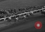 Image of War Admiral winning the Preakness stakes Baltimore Maryland USA, 1937, second 45 stock footage video 65675051417