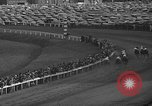 Image of War Admiral winning the Preakness stakes Baltimore Maryland USA, 1937, second 49 stock footage video 65675051417