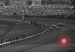 Image of War Admiral winning the Preakness stakes Baltimore Maryland USA, 1937, second 50 stock footage video 65675051417