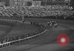 Image of War Admiral winning the Preakness stakes Baltimore Maryland USA, 1937, second 51 stock footage video 65675051417