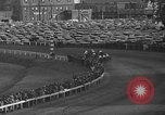 Image of War Admiral winning the Preakness stakes Baltimore Maryland USA, 1937, second 52 stock footage video 65675051417