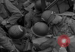 Image of American soldiers Normandy France, 1944, second 24 stock footage video 65675051421