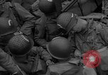 Image of American soldiers Normandy France, 1944, second 28 stock footage video 65675051421